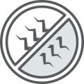 Scratch resistant icon